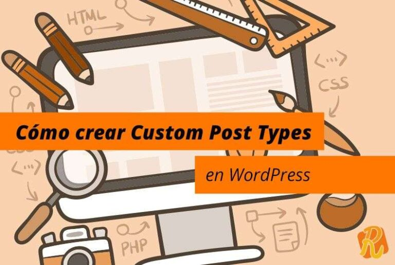 Custom Post Types WordPress