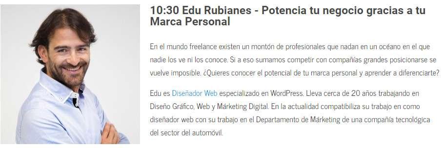 Edu Rubianes - Marca personal