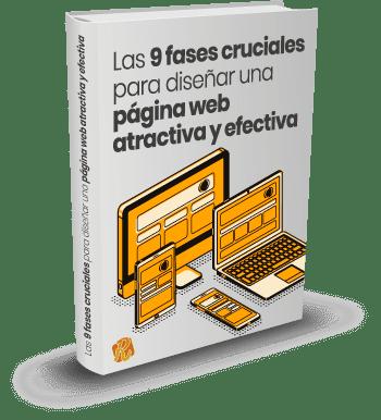 pasos para diseñar una página web