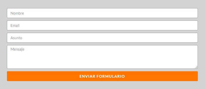 formulario normal