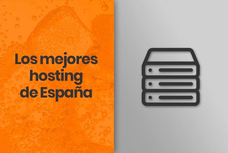 Los mejores hosting de España