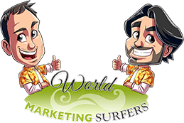 Logo Marketing Surfers