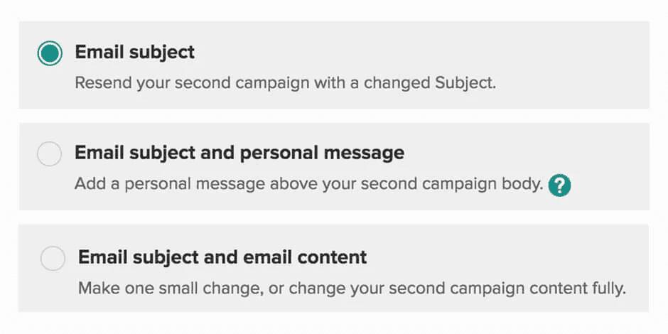 mailerlite reenvio emails no abiertos 1
