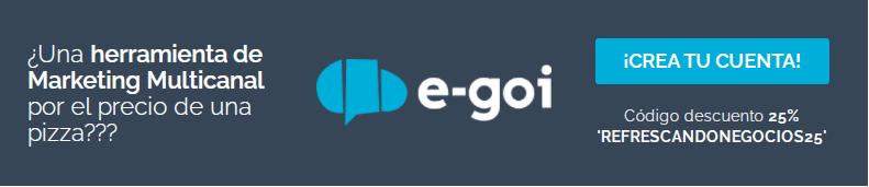 e-goi email marketing y automatización