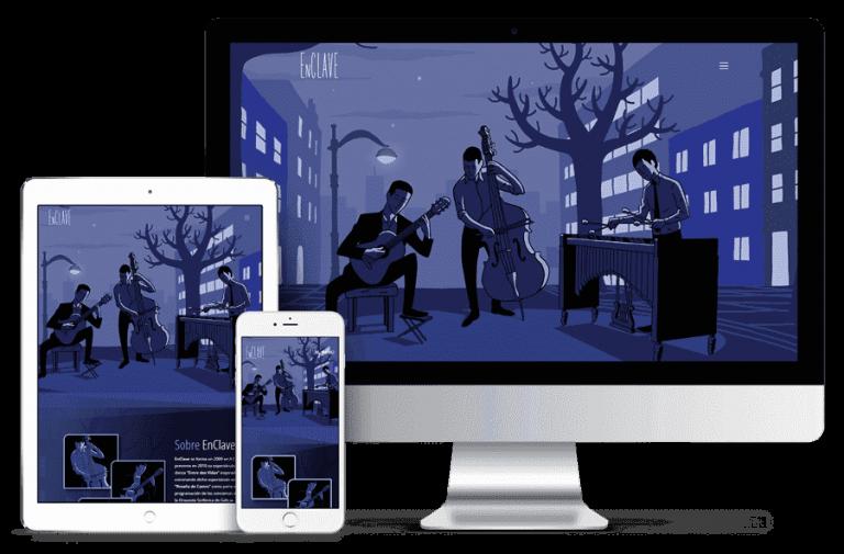 Enclave - Ordenador, tablet y móvil