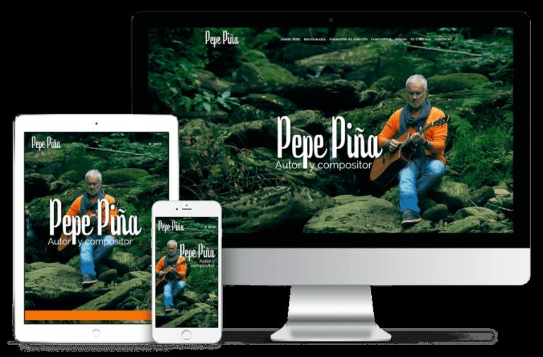 Pepe Piña - Ordenador, tablet y móvil
